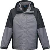 TRI MOUNTAIN Mens Utah 3-in-1 Jacket