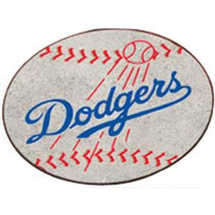 Fan Mats Los Angeles Dodgers Baseball Mats