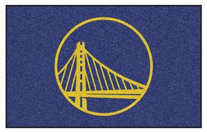 Fan Mats Golden State Warriors Ulti-Mats