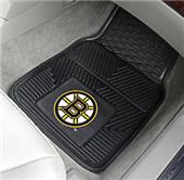 Fan Mats NHL Boston Bruins Vinyl Car Mats (set)