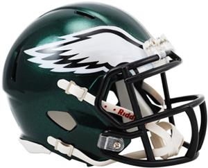 NFL Philadelphia Eagles Speed Mini Helmet