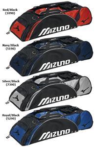 Mizuno Baseballsoftball Organizer Wheel Bags Baseball Equipment