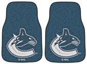 Fan Mats NHL Vancouver Canucks Car Mats (set)