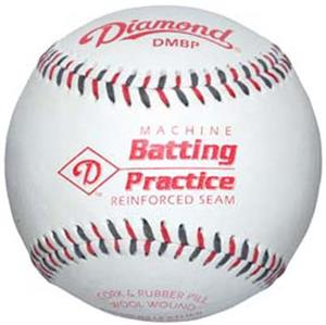 Baseballs For Sale >> Diamond Dmbp Batting Practice Machine Baseballs Closeout Sale