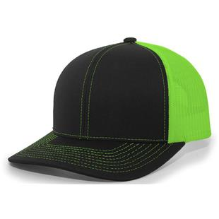 Pacific Headwear 104C Trucker Mesh Custom Baseball Cap - Baseball Equipment    Gear ea5b20c7631