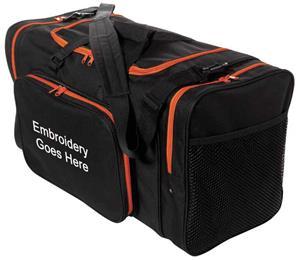 """Sassi Designs 24"""" Square Team Duffel Bags"""