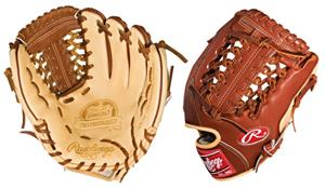 Rawlings Proprfd Infield Pitcher Baseball Gloves