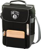 Picnic Time NBA Brooklyn Nets Duet Wine Tote