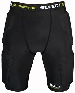 Select Compression Shorts with Protection
