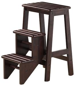 Boraam Solid Hardwood 24 Quot Step Stool Playground