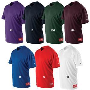 online store 2970c 57292 Rawlings Knuckle Ball 1 Button Custom Baseball Jerseys ...