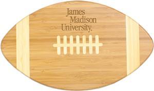 Picnic Time James Madison Football Cutting Board