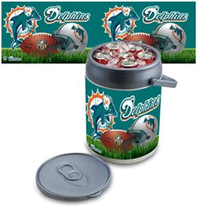 Picnic Time NFL Miami Dolphins Can Cooler
