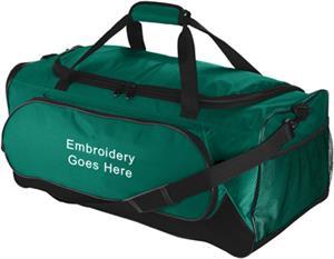 Augusta Sportswear Flare Large Duffel Bag