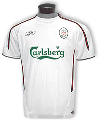 finest selection 8bb96 56445 CLOSEOUT - Reebok Liverpool Away Soccer Jersey | Epic Sports