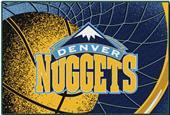 """Northwest NBA Denver Nuggets 39""""x59"""" Tufted Rug"""