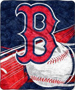 Northwest MLB Boston Red Sox Sherpa Throw