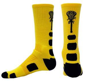 Red Lion Stinger Fluorescent Lacrosse Crew Socks - Closeout Sale ... 3d413b788