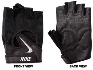 NIKE Women s Pro Elevate Training Gloves - Soccer Equipment and Gear 033090e6a
