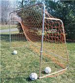 Heavy Duty 7' x 12' Folding Soccer Goals (1-Goal)