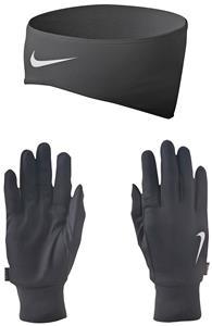 NIKE Dri-Fit Men s Running Headband Glove Set - Soccer Equipment and ... 085756c447d