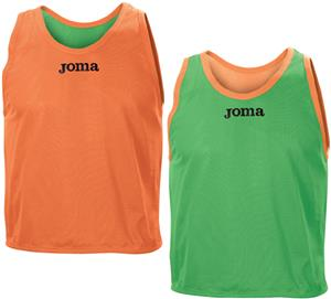 Joma Team Reversible Polyester Practice Bib Vests. Printing is available for this item.