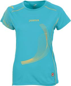 Joma Womens Elite II Short Sleeve Jersey