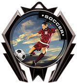 Awards Stealth Soccer P.R.Female Medal M-5200S