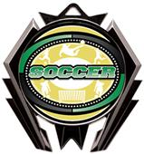 Hasty Awards Stealth Soccer Classic Medal M-5200S