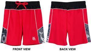 24c2991ff6 Tuga Sunwear Boys South Swell Swim Shorts - Swimming Equipment and Gear