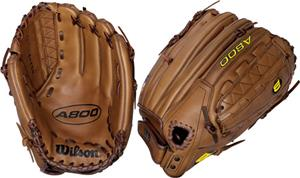 Wilson A0800XLC Leather Baseball Gloves - Closeout Sale ...