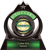 """Hasty Awards Eclipse 6"""" Classic Soccer Trophy"""