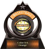 "Hasty Awards Eclipse 6"" Classic Basketball Trophy"