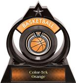 """Hasty Awards Eclipse 6"""" Eclipse Basketball Trophy"""