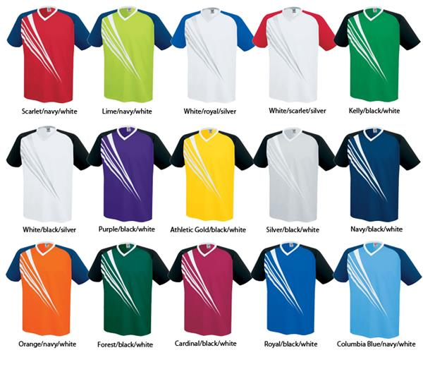 High 5 STINGER Soccer Jerseys Closeout   Epic Sports