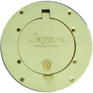 Jaypro Badminton Floor Sleeve & Cover - Playground ...