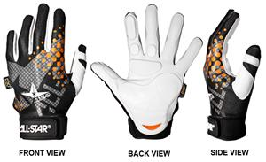 ALL-STAR System Seven D3O Protective Inner Glove