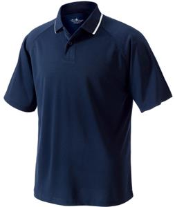 Charles River Men's Classic Wicking Polo. Embroidery is available on this item.