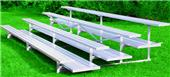 Jaypro All Aluminum 4 Row 21' Preferred Bleacher