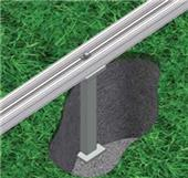 Jaypro In Ground Anchor For Soccer Goals