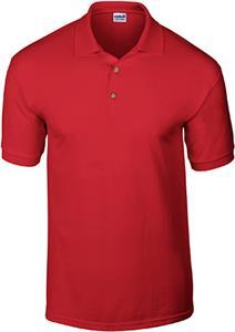 Gildan Ultra Cotton Adult Jersey Sport Shirt Polos