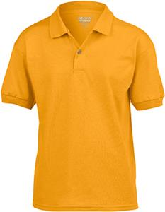 Gildan DryBlend Youth Jersey Sport Shirt Polos