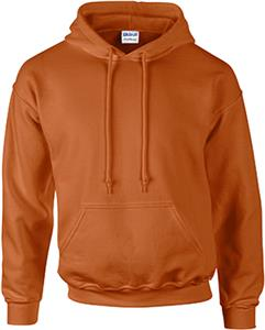 Gildan DryBlend Adult Hooded Sweatshirts. Decorated in seven days or less.