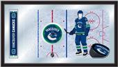 Holland NHL Vancouver Canucks Hockey Rink Mirror