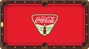 Holland Co Coca Cola Limited Edition Pool Table