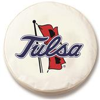 Holland NCAA University of Tulsa Tire Cover