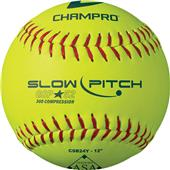Champro Game .52 ASA Slow Pitch Softball