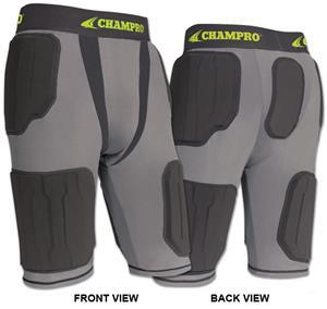 e1d8d4dec36 Champro Bionic Football Compression Shorts - Football Equipment and Gear