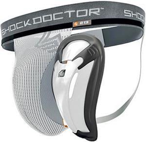 Shock Doctor Core Supporter w/ & w/o BioFlex Cup