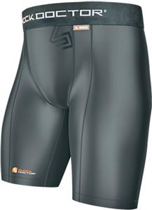 Shock Doctor Core Compression Shorts w/ & w/o Cup